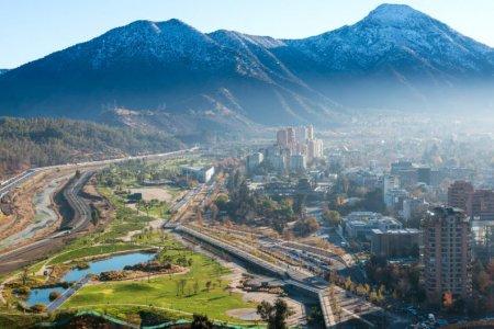 مدينة سانتياغو عاصمة تشيلي