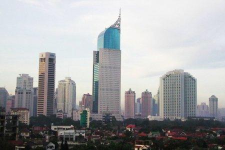 مدينة جاكرتا فى اندونيسيا