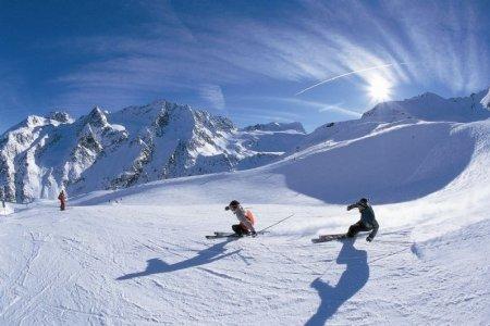 التزحلق علي الجليد
