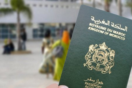 المغرب ترفع سعر تمبر جوازات السفر الى 500 درهم