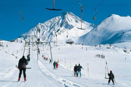 رياضة التزلج في سويسرا