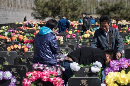 عيد الموتى في الصين