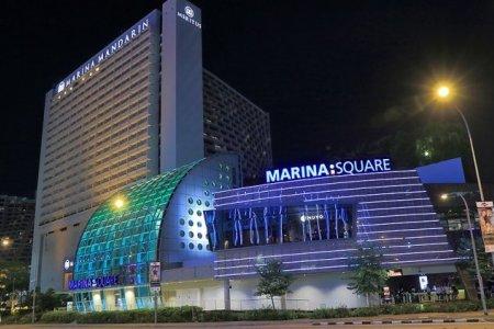 وجهات التسوق في مارينا