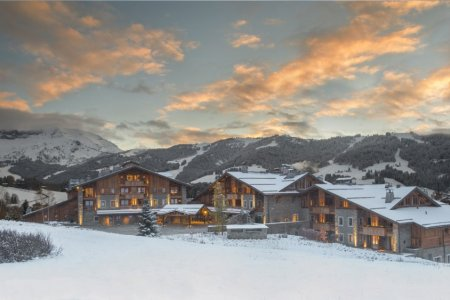 """""""فندق فورسيزونز ميجيف"""".. أول منتجع جبلي للمجموعة بأوروبا في أحضان جبال الألب الساحرة"""