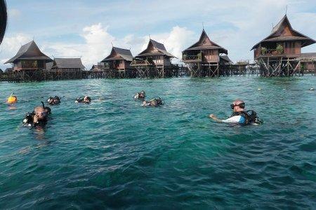 جزيرة مابول في ماليزيا