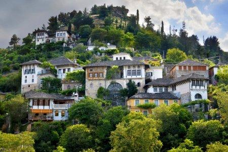 مدينة جيروكاسترا ألبانيا