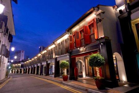 فندق سكارلت في سنغافورة