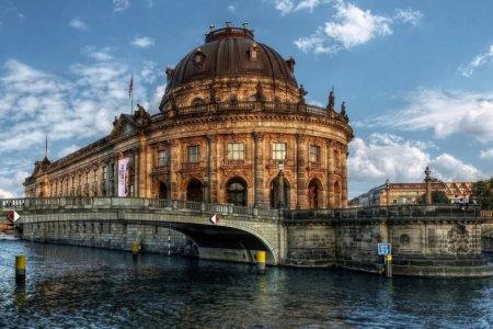 متحف جزيرة برلين في ألمانيا
