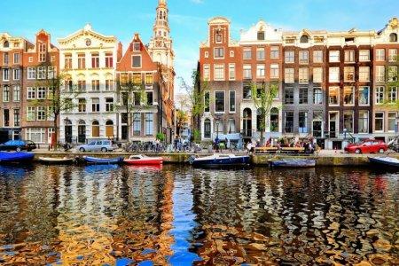 السفر الى امستردام
