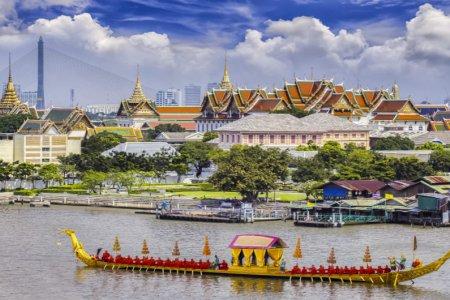 السفر الي بانكوك