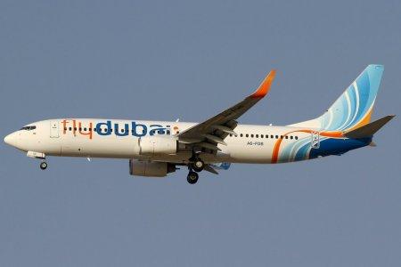 فلاي دبي تبدأ رحلاتها إلى الكونغو