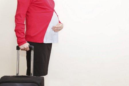 نصائح للنساء الحوامل عند السفر