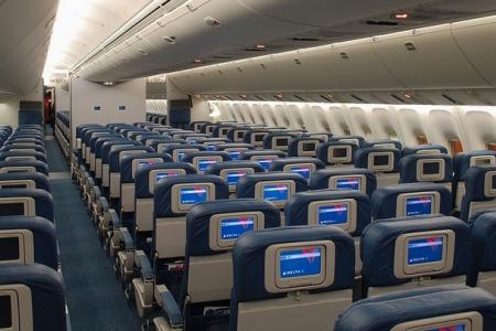 اختيار افضل مقعد بالطائرة