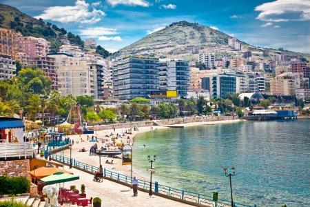 اطلالة ألبانيا الخلابة