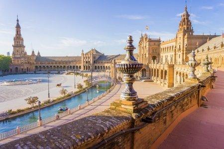 السفر الى اسبانيا