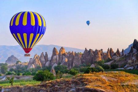 ركوب المنطاد في تركيا