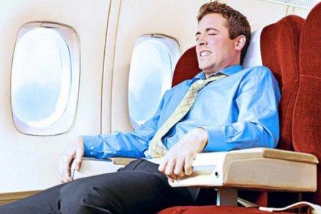 العلاج من فوبيا الطيران