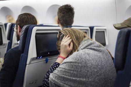 الآم الأذن عند ركوب الطائرة