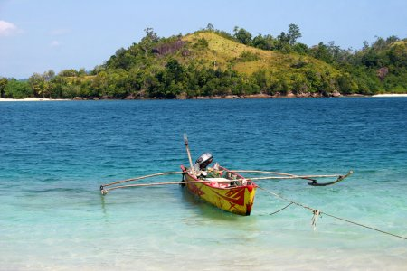 شواطئ سومطرة