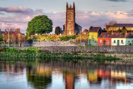 طبيعة أيرلندا الساحرة