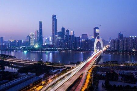 مدينة كوانزو الصين