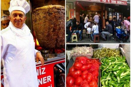 مطعم الاسطي عاصم للشوارما في اسطنبول