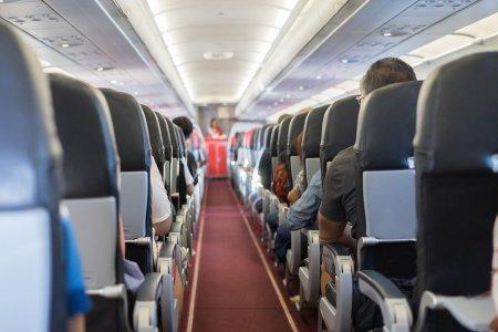 المقاعد الاكثر أمانا بالطائرة