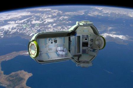 أول فندق في الفضاء