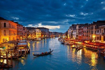 البندقية وجهة ايطاليا الساحرة