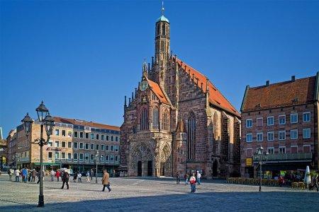 مدينة نورمبرغ الألمانية