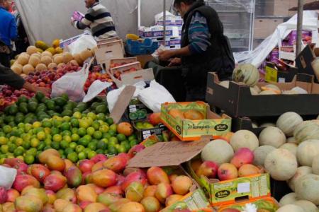 الأسواق الشعبية في بلجيكا