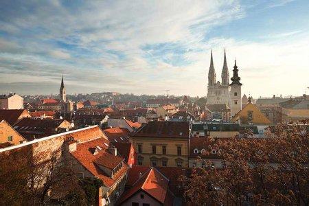 زغرب العاصمة الكرواتية