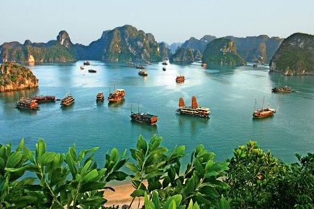 شواطئ فيتنام الخلابة