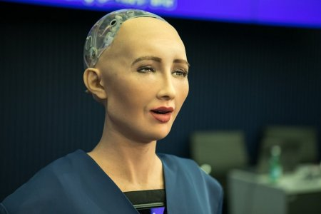 الروبوت صوفيا