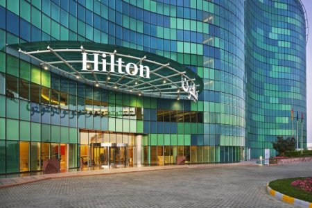 فندق هيلتون ابو ظبي