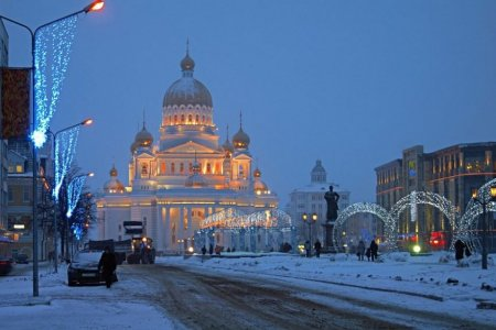 كاتدرائية القديس فيودور أوشاكوف
