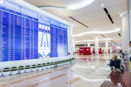 السحابة في مطارات دبي