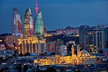 باكو العاصمة الأذربيجانية