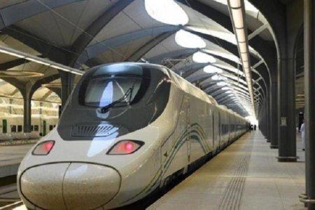 رحلات مجانية على قطار الحرمين السريع