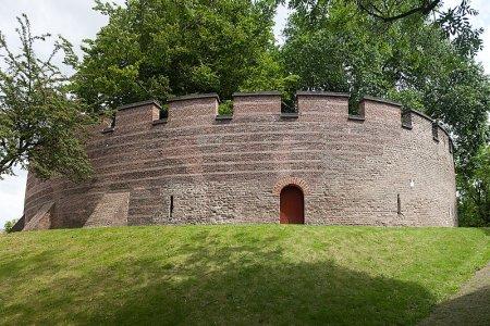 قلعة ليدن القديمة