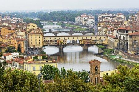 مدينة فلورنسا في إيطاليا