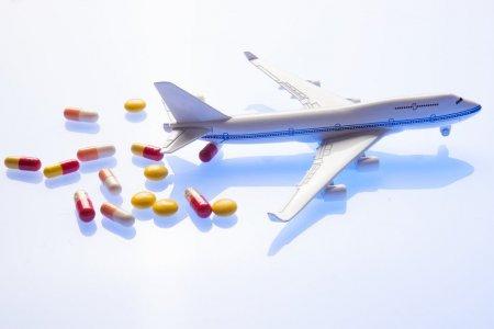 أدوية يجب تجنبها على متن الطائرة