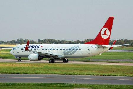 الخطوط التركية الجوية