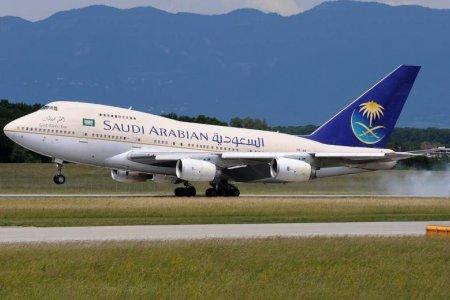 الخطوط السعودية تصرح طائرة الأخضر لا تخصنا