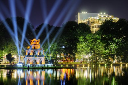 بحيرة هوان كيم في هانوي