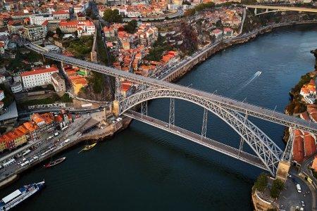 جسر دوم لويس في البرتغال
