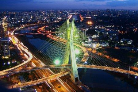 مدينة ساو باولو البرازيل
