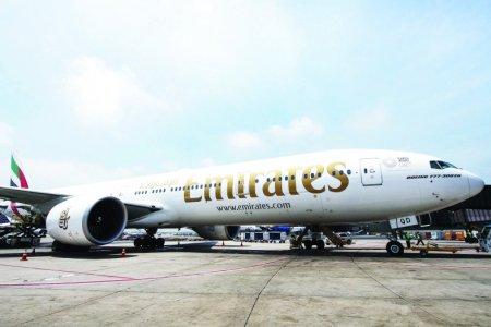 طيران الإمارات تطلق خدمة يومية بين دبي ونيو آرك