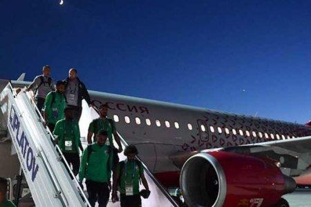 تعطل طائرة المنتخب السعودي