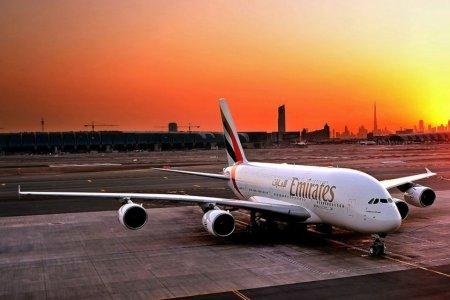 طيران الإمارات تشغل طائرات بنوافذ افتراضية